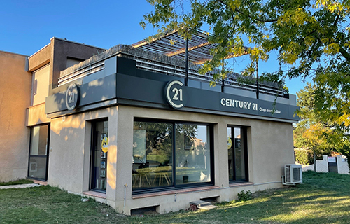 Agence immobilière CENTURY 21 Onys Immobilier, 31500 TOULOUSE
